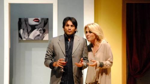 nicola canonico e Nathalie Caldonazzo