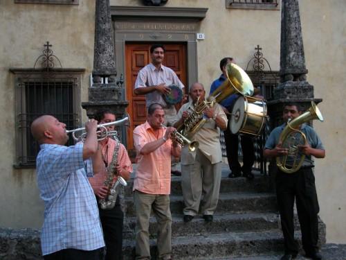 The original Kocani Orkestar