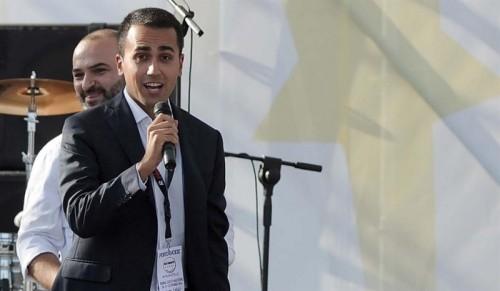 Luigi Di Maio, deputato del Movimento 5 Stelle