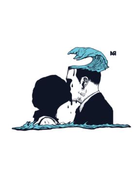Alessandro Ribaldo - Che il destino poss a riunire ciò che il mare ha separato