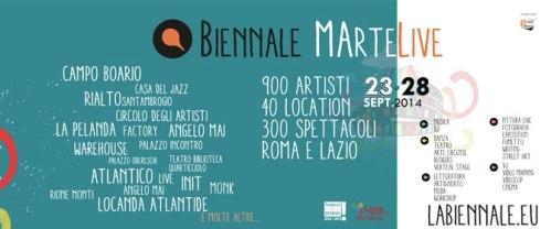 Biennale-Martelive