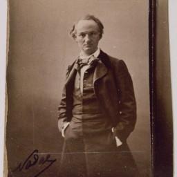 Baudelaire Charles, poËte (1821-1867) Tournachon Gaspard FÈlix (1820-1910), Nadar FÈlix (dit) Paris, musÈe d'Orsay