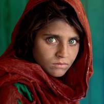Sharbat Gula, Pakistan, 1984 - ©Steve McCurry