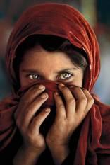 Sharbat Gula, Pakistan, 1984 - ©Steve McCurry