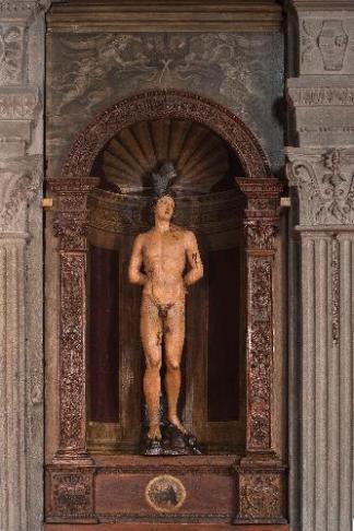 Don Romualdo e Neri di Bicci, Maddalena, legno dipinto