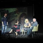 Ancora Edoardo Basile assieme ad Elena Bonelli, Rosaria Renna e Giorgio Onorato (© TheParallelVision.com)