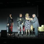 Discussione a quattro tra Elena Bonelli, Dario Salvatori, Rosaria Renna e Giorgio Onorato (© TheParallelVision.com)