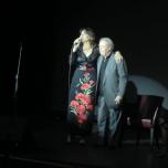 Elena Bonelli insieme a Giorgio Onorato (© TheParallelVision.com)