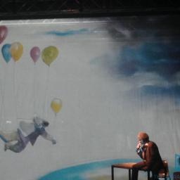 Gerardo Casiello al Teatro India (© The Parallel Vision)