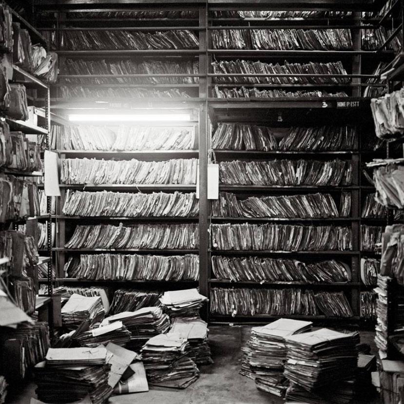 Dayanita-Singh-File-Room