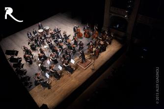 Orchestra Giovanile di Roma (foto: Alex Giagnoli, 2015)