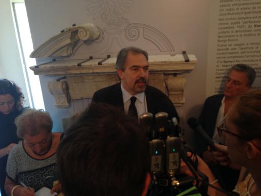 Claudio Parisi Presicce, Sovrintendente Capitolino ai Beni Culturali
