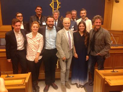 L'incontro alla Camera dei Deputati avvenuto nel luglio 2016