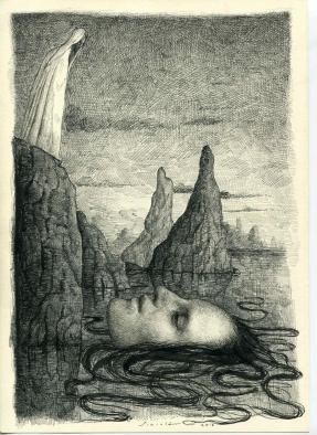 """Alessandro Sicioldr, """"La grande sirena"""""""