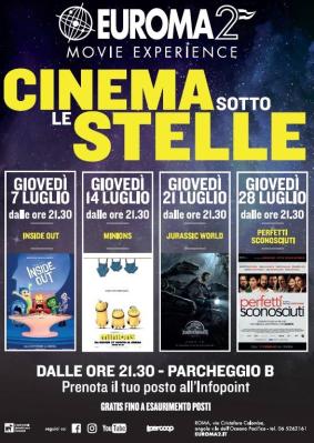 sere-d'estate-a-euroma2-cinema-e-danza-a-luglio-2