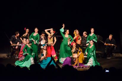 Compagnia Flamenco Fuente Ovejuna