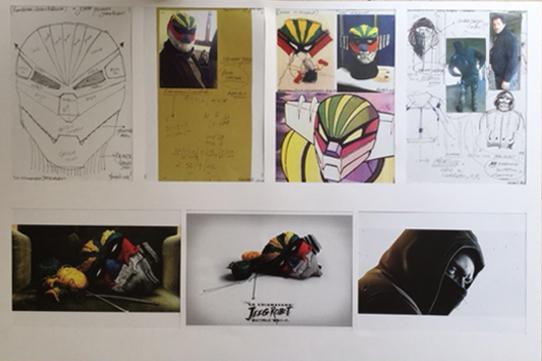 Mostra-scenografi-e-costumisti-casa-del-cinema-roma-Mary Montalto_LO-CHIAMAVANO-JEEG-ROBOT