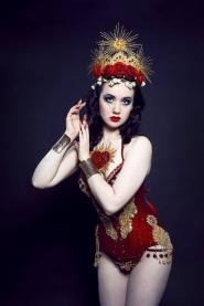 Rome Burlesque Festival 2016-2