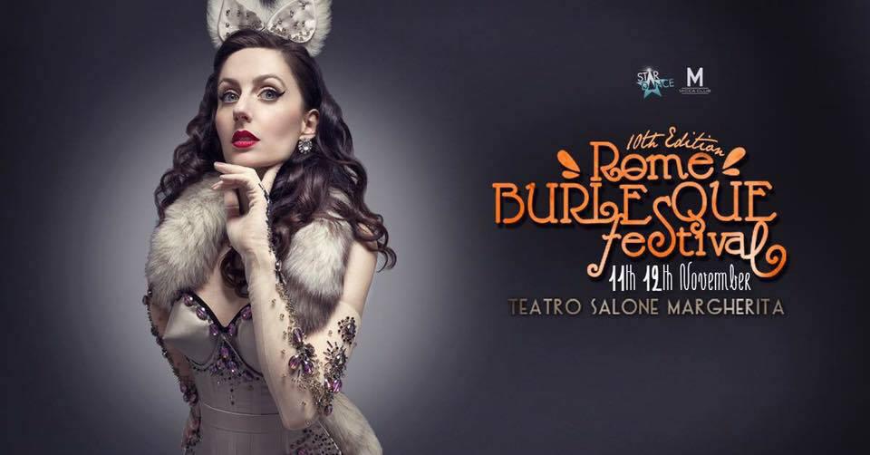 rome burlesque festival 2016 4 - Что посмотреть в Риме. Неделя 45