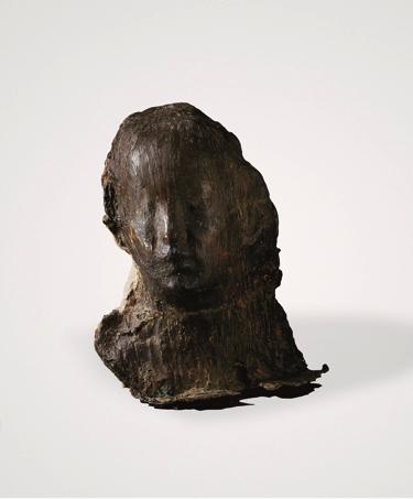 Medardo Rosso (Torino 1858 – Milano 1928) Ecce puer (Impression d'enfant) 1908 circa (da un modello del 1906) Bronzo, cm 45x34x24 Venezia, Galleria internazionale d'Arte moderna di Ca' Pesaro