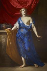 Artemisia Gentileschi Cleopatra, 1639-40 ca. Olio su tela, 223x156 cm Parigi, Galerie G. Sarti © Galerie G. Sarti, Paris