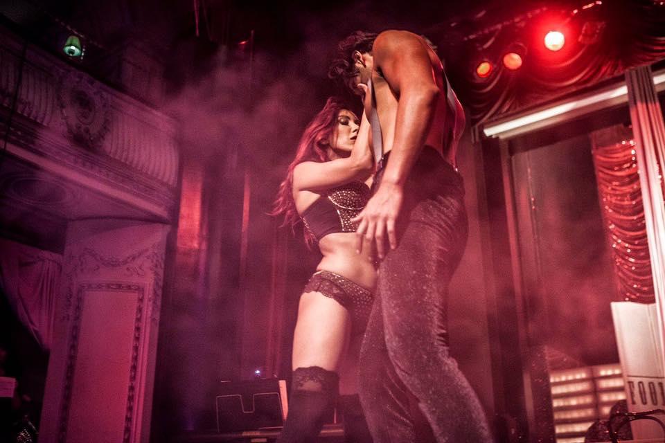 11 incontro dei nomi più comuni in burlesque