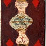 Massimo Campigli, Regina di quadri tempera