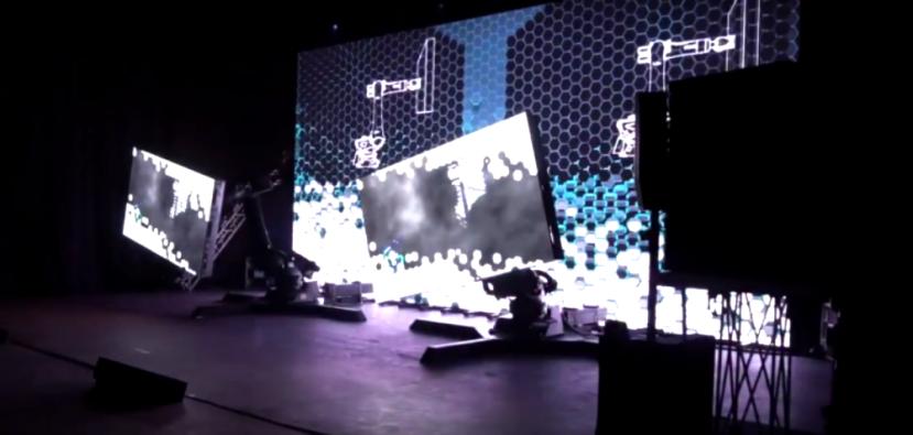 evento-robot-entertainment-service