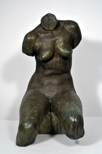 Giovanni Prini Torso (busto muliebre), 1935 bronzo cm. 90x45x70 Galleria Nazionale d'arte moderna e contemporanea