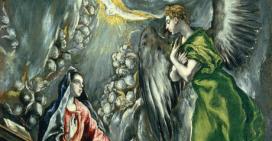 L'Annunciazione di El Greco