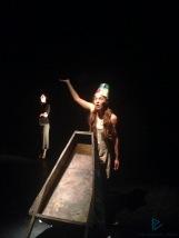 TIERGARTENSTRASSE 4, teatro argot studio