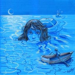 Calcutta - Le barche Sono le barche che mi mancano quelle che conquistanoResistendo instancabilmente agli attacchi dei piratiAnche quelle imbarcazioni un po' più piccoleChe costeggiavano I tuoi reni ma quanto siamo scemi.