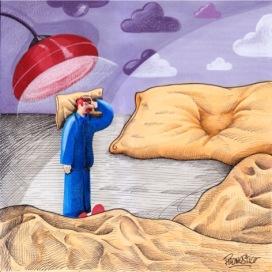 Giorgio Poi - Paracadute ho cambiato cuscino ma non mi trovo trovami tu