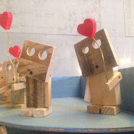 Il Signor T - Trottole e giochi in legno