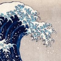 """""""Hokusai"""", onde d'arte giapponese all'Ara Pacis"""