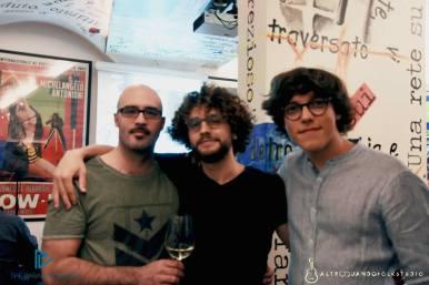 Febo, Danilo Ruggero e Lorenzo Lepore