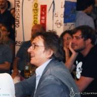 Gianni Togni e (a destra) The Niro