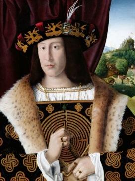 Bartolomeo Veneto (documentato in Veneto e Lombardia nel primo trentennio del XVI secolo) Ritratto di gentiluomo 1510-15 c. Olio su tavola, cm 72,8 x 54,3 Cambridge, Fitzwilliam Museum