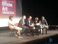 Daniele Silvestri, Massimiliano Smeriglio, Nicola Zingaretti, Tosca, Massimo Venturiello