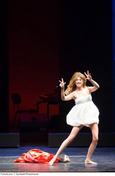 Virginia Raffaele (Foto: © Loris T. Zambelli-Photomovie)