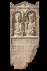 Stele di Optata Fadia Primo terzo I secolo d.C. Calcare, 175 x 77 x 20 cm Museo Archeologico Nazionale di Aquileia © Gianluca Baronchelli
