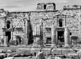Elio Ciol Il tempio di Bel, particolare Fotografia © Elio Ciol