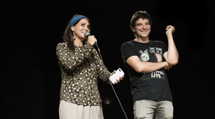 Marta Volterra e Davide Ambrogi