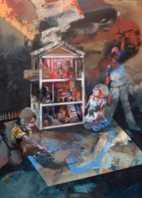 Playground_3_2017_Sepe_Sleeping-Through-The-War_Galleria-Varsi
