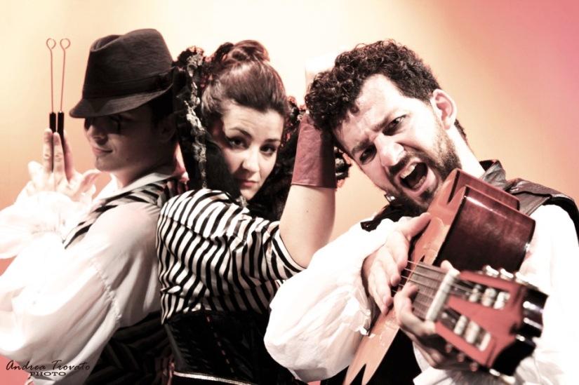 Compagnia Sus Babi Teatro (Foto: © Andrea Trovato)