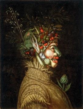 Giuseppe Arcimboldo Estate, 1572 Olio su tela, 91,4x70,5 cm Denver, Denver Art Museum, Lascito dal Fondo Helen Dill