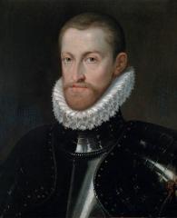 Martino Rota L'imperatore Rodolfo II, 1576-1580 Olio su tela, 51x42 cm Vienna, KunsthistorischesMuseum, Gemäldegalerie