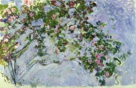 Claude Monet (1840-1926) Le rose, 1925-1926 Olio su tela, 130x200 cm Parigi, Musée Marmottan Monet © Musée Marmottan Monet, paris c Bridgeman-Giraudon / presse