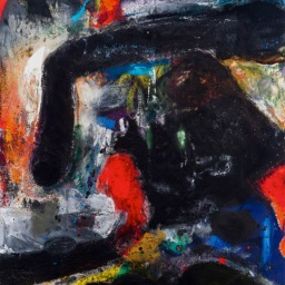 The Joseph Poem, 2015 84 x 60 inches  213.4 x 152.4 cm Acrylic, sand and charcoal on canvas  acrilico, sabbia e carboncino su tela