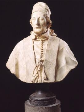 F. Della Valle, Clemente XII, 1730-1740, Museo di Roma, inv. Dep MC 70